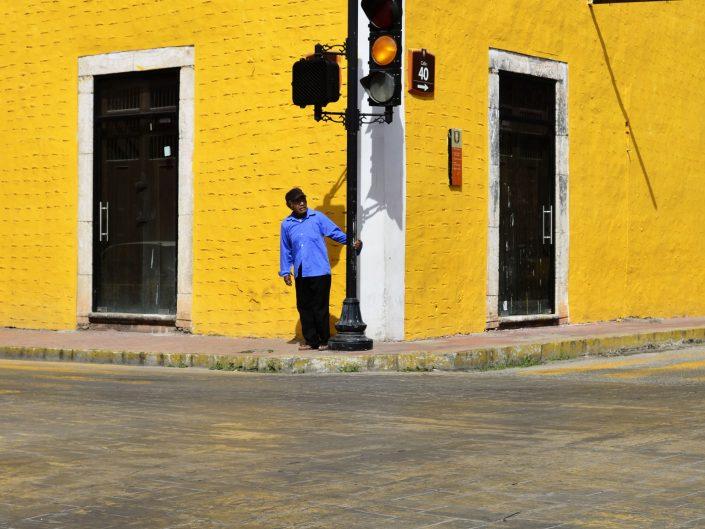 Deambulando en Valladolid, México