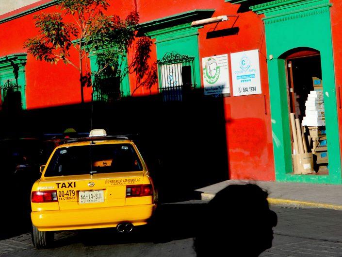 Deambulando en Oaxaca de Juárez, México